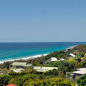 Fotografie hotelů: 6/8 Park Cres - Great Ocean Views, Sunshine Beach