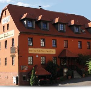 Hotelbilleder: Hotel zur Waldbrücke, Marktheidenfeld