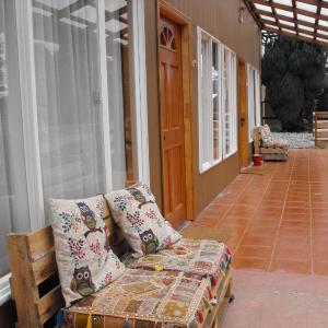 Фотографии отеля: Cabañas Calafate, La Junta