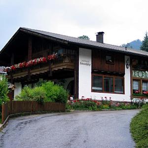 Fotos do Hotel: Landhaus Krinnenspitze, Nesselwängle