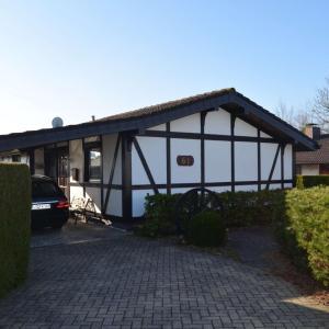 Hotelbilleder: Ferienhaus Wagenrad, Butjadingen