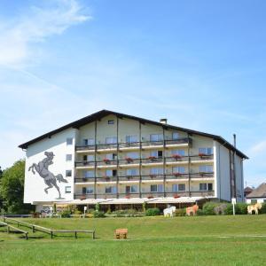 Zdjęcia hotelu: Hotel Reitzentrum Hausruckhof, Ampflwang im Hausruckwald