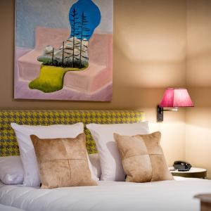 Fotografie hotelů: Hôtel Sanglier des Ardennes (Sanglier Bas), Durbuy