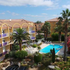 Hotel Pictures: Albizzia, Valras-Plage