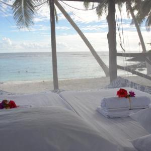 Zdjęcia hotelu: Matareva Beach Fales, Salamumu