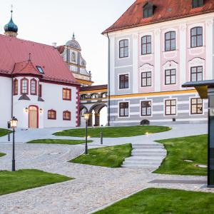 Hotelbilleder: Hotel Schloss Leitheim, Leitheim