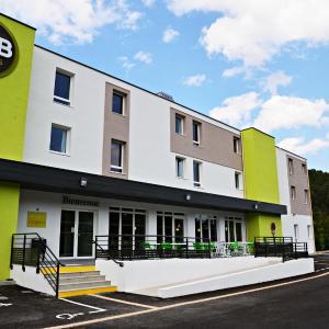Hotel Pictures: B&B Hôtel Alès - Pôle Mécanique, Saint-Martin-de-Valgalgues