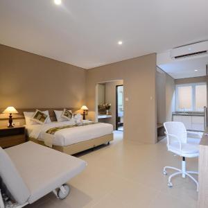 ホテル写真: Bali Breezz Hotel, ジンバラン