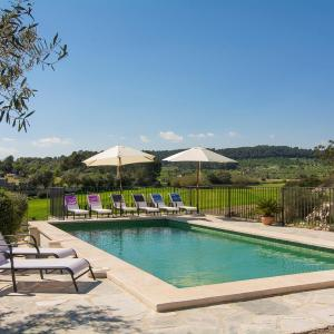 Hotel Pictures: New Finca with Private Pool, Sant Joan