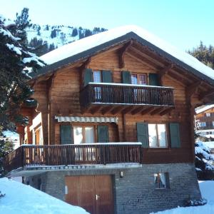 Hotel Pictures: Chalet Music Box, Châtel