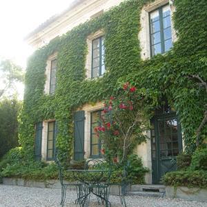 Hotel Pictures: L'Appartement, Manoir de Longeveau, Aubeterre-sur-Dronne