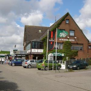 Hotelbilleder: Strandhotel Neuharlingersiel, Neuharlingersiel