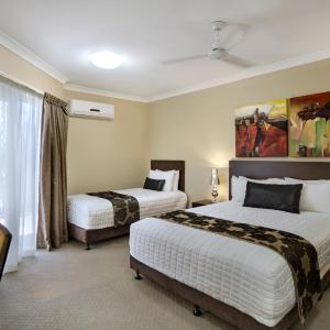 酒店图片: Best Western Kimba Lodge, Maryborough