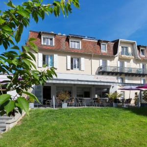 Hotel Pictures: Logis SPA Hotel Beau Site, Luxeuil-les-Bains