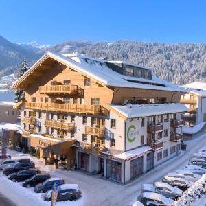 Zdjęcia hotelu: Ferienanlage Central, Flachau