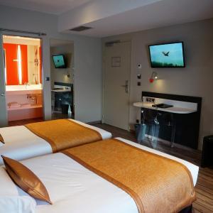 Hotel Pictures: Hôtel de Bourgogne - Mâcon, Mâcon
