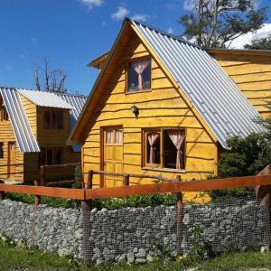 Hotellikuvia: Cabañas del Michay, Tolhuin