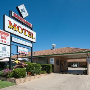 酒店图片: Buckaroo Motor Inn, 华威