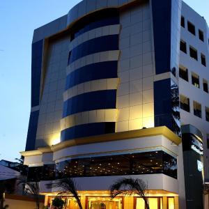 Hotellikuvia: Aroma Classic Days, Trivandrum