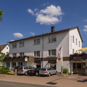 Hotelbilleder: Hotel Birkenstern, Bad Wildungen