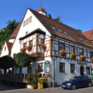 Hotel Pictures: Hotel-Restaurant Straussen, Harburg