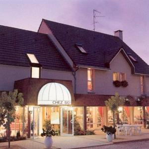 Hotel Pictures: Logis Chez Bach, Chaussin