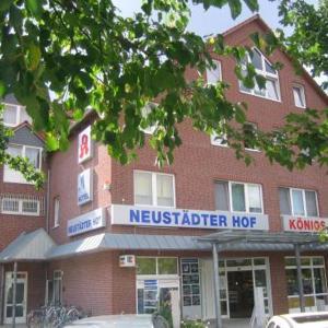 Hotelbilleder: Neustädter Hof Hotel Garni GMBH, Neustadt am Rübenberge