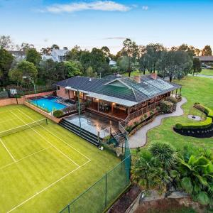 Фотографии отеля: Quiet Privacy Resort for Big Group and Family, Templestowe
