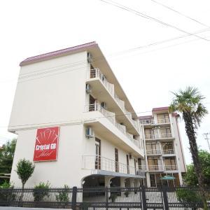 Φωτογραφίες: Cristal GB Hotel, Kobuleti