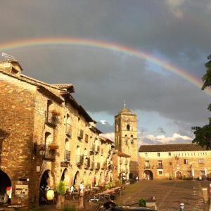 Hotel Pictures: Los Arcos, Aínsa
