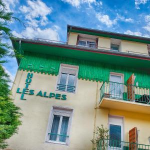 Hotel Pictures: Hotel Les Alpes, Allevard