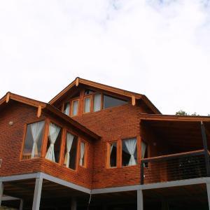 Hotellikuvia: Cabaña Faro Azul, Villa Pehuenia