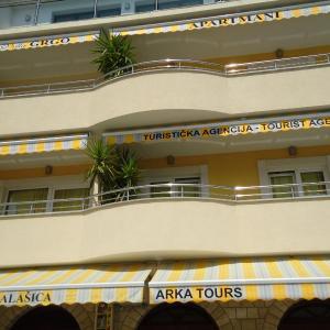 Фотографии отеля: Villa Grgo Apartments, Тучепи