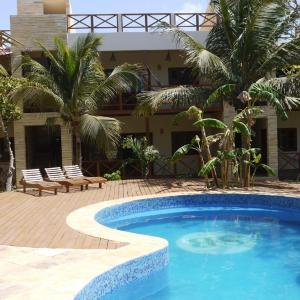Hotel Pictures: Apartment at Serrote Breezes Condominium, Jericoacoara