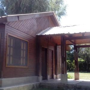 ホテル写真: Cabaña el Chacho, Vaqueros