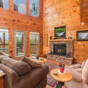 Φωτογραφίες: R Bearadise- Two-Bedroom Cabin, Sevierville