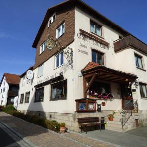 Hotel Pictures: Pension Gasthof Zum Lamm, Bischofsheim an der Rhön