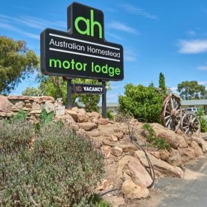 Fotos do Hotel: Australian Homestead Motor Lodge, Wagga Wagga