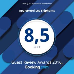 Fotos de l'hotel: ApartHotel Les Eléphants, Lieja