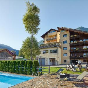 Hotelbilleder: Gasthof Hotel Post, Sautens