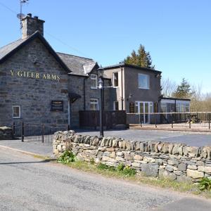 Hotel Pictures: Y Giler Arms, Pentrefoelas