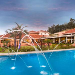 Hotel Pictures: Hosteria Santa Barbara Hsbresort Cia Ltda, Gualaceo
