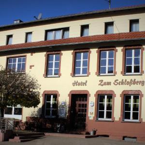 Hotel Pictures: Hotel Restaurant zum Schlossberg, Wadern