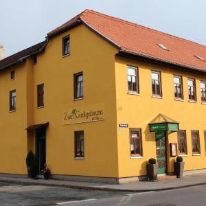 Hotelbilleder: Zum Ginkgobaum, Stadtilm