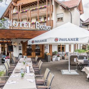 Hotelbilleder: Hotel & Restaurant Becher, Donzdorf