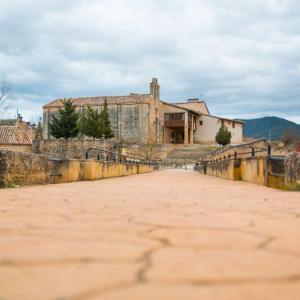Фотографии отеля: Hospedería Virgen de la Fuente, Peñarroya de Tastavins