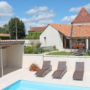 Hotel Pictures: Le Figuier, Manoir de Longeveau, Pillac