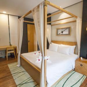 Hotel Pictures: Anji Meicheng Bamboo Hotel, Anji