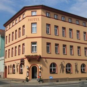 Hotelbilleder: Hotel Thüringer Hof, Rudolstadt