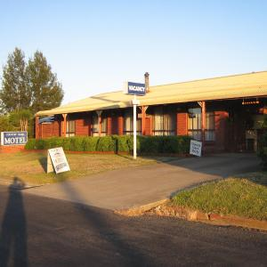 酒店图片: Country Road Motel St Arnaud, Saint Arnaud